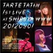 1st LIVE @ SHIBUYA WWW