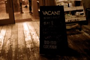 Live at VACANT [ONE, TWO, THREE] (2.8MHz dsd + mp3)