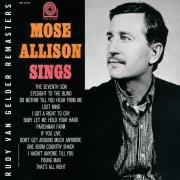 Mose Allison Sings [Rudy Van Gelder Remaster] (Rudy Van Gelder Remaster)