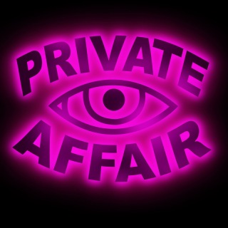 Private Affair EP (International)