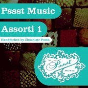 Pssst Music Assorti 1 Handpicked by Chocolate Puma