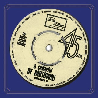 A Cellarful Of Motown! (Vol. 3)