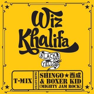 Black And Yellow (feat. Shingo Nishinari & Boxer Kid [from Mighty Jam Rock]) [T-Mix]