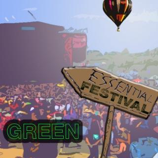 Essential Festival:  Green (International Version)