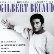 Les plus belles chansons de Gilbert Béçaud