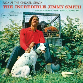 Back At The Chicken Shack: The Incredible Jimmy Smith (HD Tracks / 96kHz/24bit)