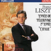 """Franz Liszt: Années de Pélerinage 2e Année """"L'Italie"""""""