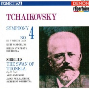 Tchaikovsky: Symphony No. 4 - Sibelius: The Swan of Tuonela