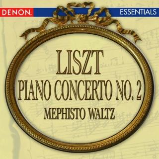 Liszt: Piano Concerto No. 2 - Mephisto Waltz feat. Daniel Nazareth, Alexander Kopylov, Josef Bulva