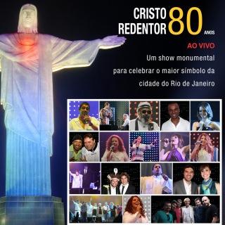 Show da Paz - Cristo Redentor 80 Anos