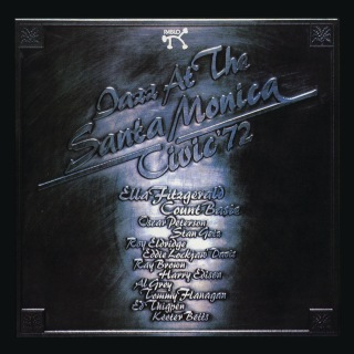 Jazz At The Santa Monica Civic, '72 (Live / 1972)