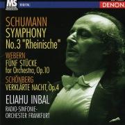 "Schumann: Symphony No. 3 ""Rheinische"""