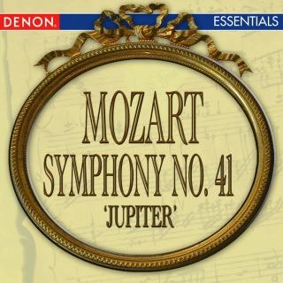 Mozart: Symphony No. 41 'Jupiter'