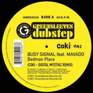 Badman Place (Coki-DMZ Remix)