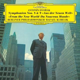 Dvořák: Symphonies Nos.8 & 9