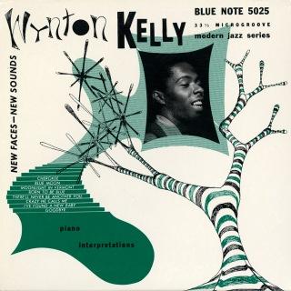 New Faces - New Sounds, Wynton Kelly Piano Interpretations