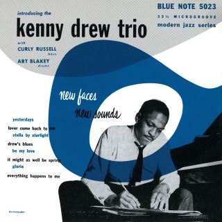 New Faces - New Sounds, Introducing The Kenny Drew Trio