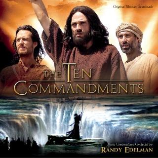 The Ten Commandments (Original Television Soundtrack)