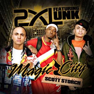 Magic City - EP