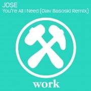 You're All I Need (Olav Basoski Remix)