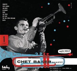 Chet Baker Quartet With Dick Twardzick