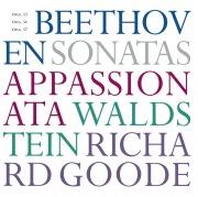 Beethoven Sonatas Opp. 53, 54, 57