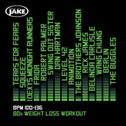 80s Weight Loss Workout (BPM 100-136) (Continuous Mix 58:08)