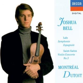 Saint-Saëns: Violin Concerto No. 3 / Lalo: Symphonie espagnole