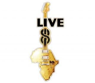 LIVE 8 (2 Track)
