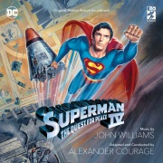 Superman IV: The Quest For Peace (Original Motion Picture Soundtrack)