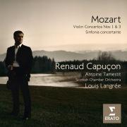 Mozart: Violin Concertos Nos. 1 & 3, Sinfonia concertante