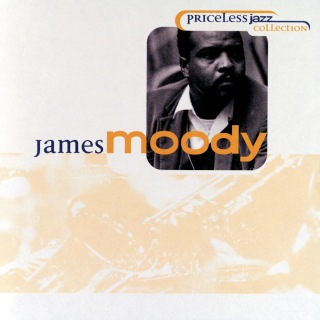 Priceless Jazz 40 : James Moody