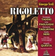 Cetra Verdi Collection: Rigoletto