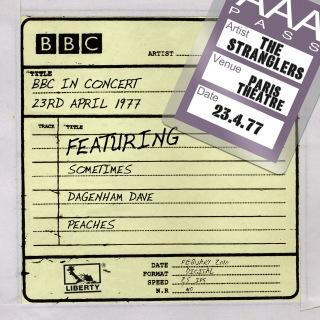 BBC In Concert [23rd April 1977]