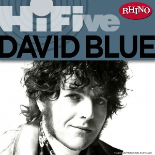 Rhino Hi-Five: David Blue