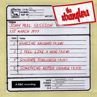 John Peel Session [1 March 1977]