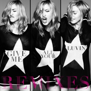 Give Me All Your Luvin' (Remixes) feat. Nicki Minaj, M.I.A.