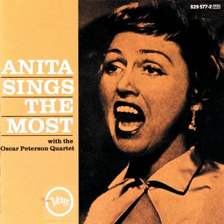 Anita Sings The Most feat. The Oscar Peterson Quartet