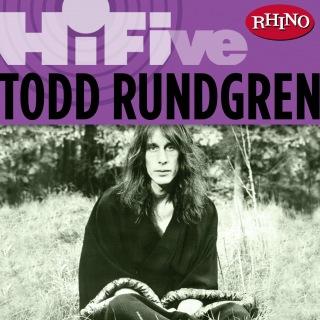 Rhino Hi-Five: Todd Rundgren