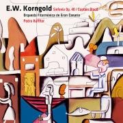 Korngold : Sinfonia Op.40 & Captain Blood [Excerpts]