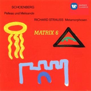 Schoenberg & R. Strauss: Orchestral Works