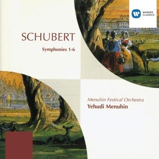 Schubert: Symphonies Nos. 1 - 6
