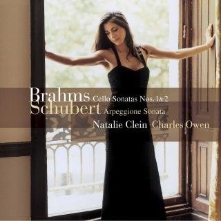 Brahms: Cello Sonatas . Schubert: Arpeggione Sonata