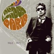 Gainsbourg London Paris 1963 - 1971