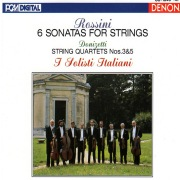 Rossini & Donizetti: Sonatas and String Quartets