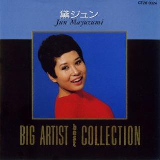 BIG ARTIST BEST COLLECTION/黛ジュン