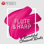 Flute & Harp: Beautiful Classical Duets
