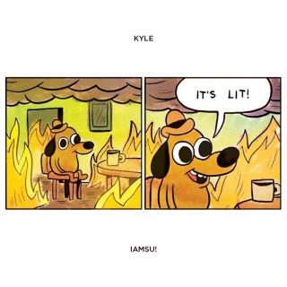It's Lit (feat. IAMSU!)
