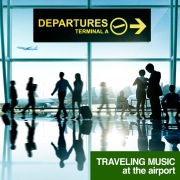 旅する音楽 (Traveling Music - at the airport)
