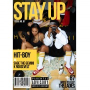 Stay Up feat. Sage The Gemini, K. Roosevelt